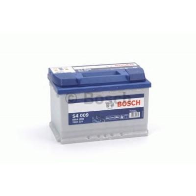 Аккумулятор BOSCH Silver 72AH 680A(EN) клемы 0 (278x175x175) S4 007